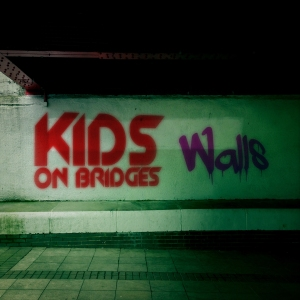 Kids On Bridges - Walls PACK SHOT