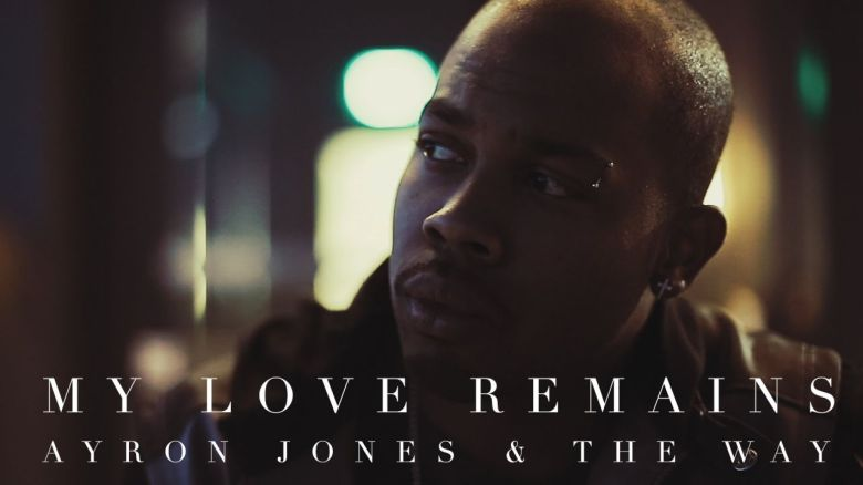 Ayron jones and the Way