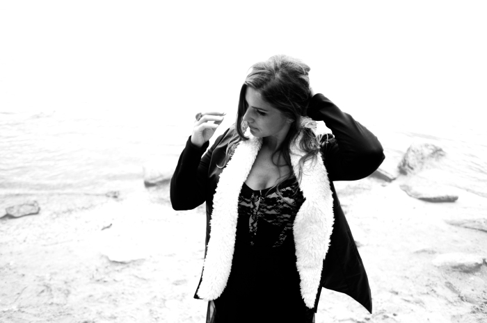 Moon and Pollution beach (Carrie Thompson)