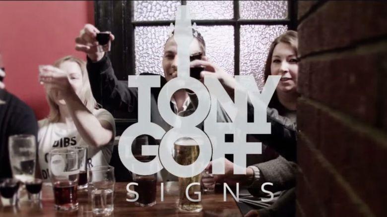tony goff
